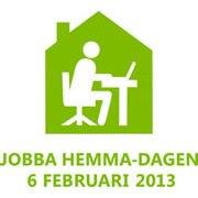 Jobba Hemma Dagen 2013